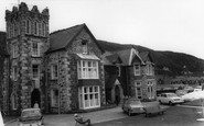 Barmouth, Min-Y-Mor Hotel c.1965