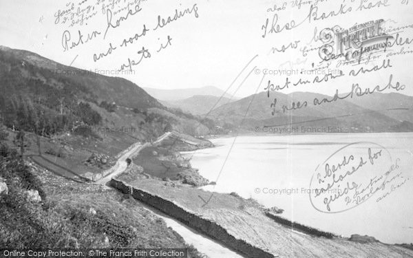 Photo of Barmouth, On Dolgelly Road 1889
