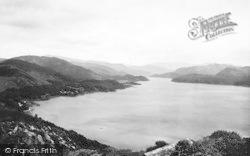 Barmouth, Panorama View 1898