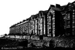 Barmouth, Porkington Terrace 1889