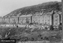 Barmouth, Porkington Terrace 1908