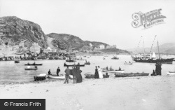 Barmouth, Regatta Day c.1900