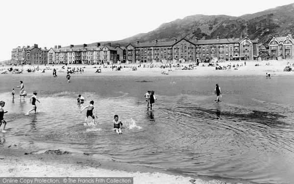 Barmouth, Sands 1933