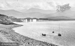 Barmouth, The Bridge c.1960