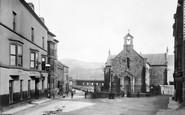 Barmouth, The Church 1889