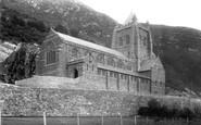 Barmouth, The Church 1895