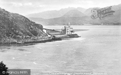 Barmouth, The Estuary And Giant's Head c.1900
