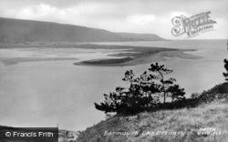 The Estuary c.1955, Barmouth