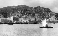 Barmouth, The Harbour 1892