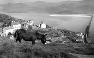 Barmouth, The Mawddach Estuary c.1960