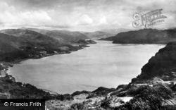 Barmouth, The Panorama View c.1880