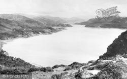 Barmouth, The Panorama View c.1955