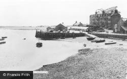 Barmouth, The Quay c.1955