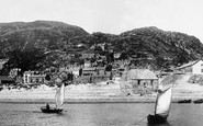 Barmouth, The Village 1892