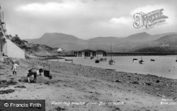 View Towards South c.1955, Barmouth