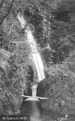 Barmouth, Waterfall c.1880