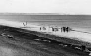 Barmston, Boats On The Beach c.1960