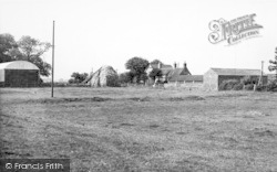 Barmston, General View c.1955