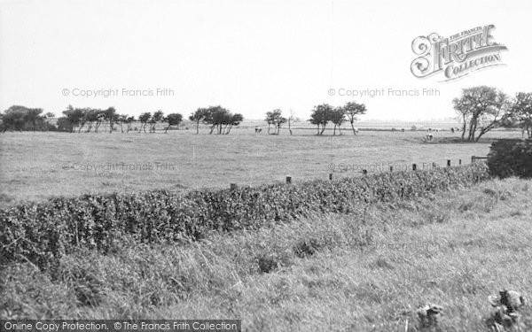 Photo of Barmston, General View c.1955