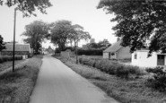 Barmston, Main Street c.1960