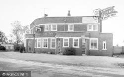 Barmston, The Black Bull Inn c.1960