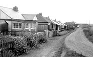 Barmston, the Bungalows, South Cliff c1965