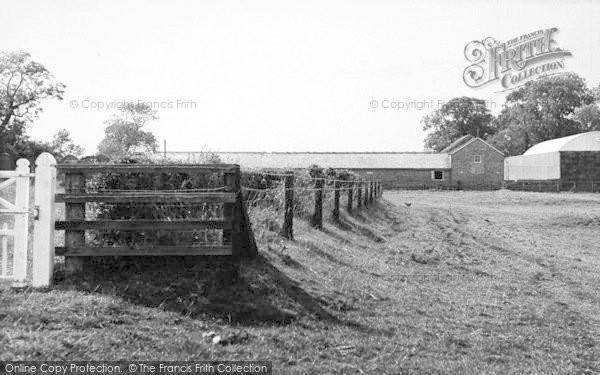 Photo of Barmston, The Farm c.1955