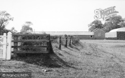 Barmston, The Farm c.1955