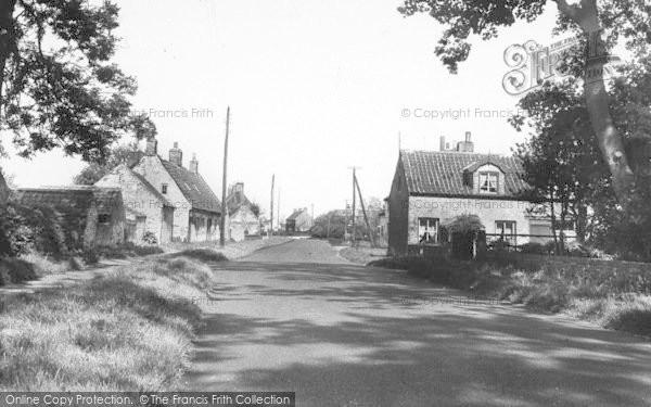 Photo of Barmston, The Village c.1960