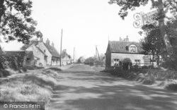 Barmston, The Village c.1960