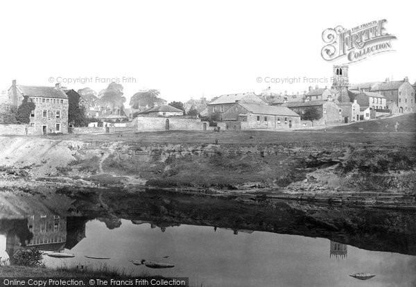 Photo of Barnard Castle, 1890