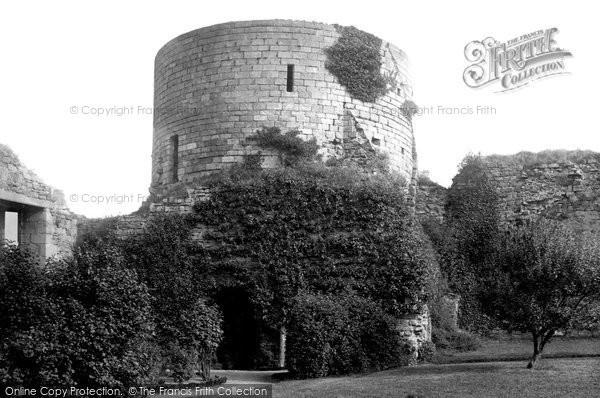 Photo of Barnard Castle, Baliol Tower 1890, ref. 23081