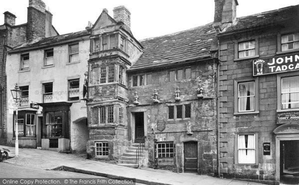 Photo of Barnard Castle, Blagrave's House 1929, ref. 82504