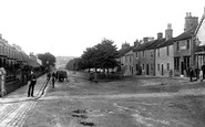 Barnard Castle, Galgate West 1892
