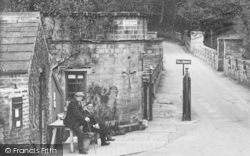 Barnard Castle, The Abbey Toll House c.1930