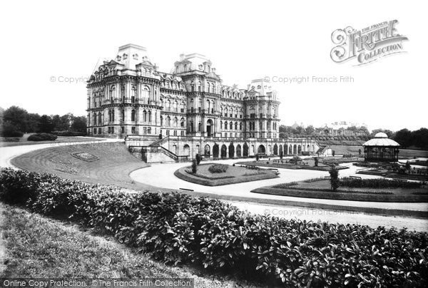 Photo of Barnard Castle, the Bowes Museum 1914, ref. 67174