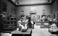 Barnard Castle, The Bowes Museum, Picture Gallery 1914