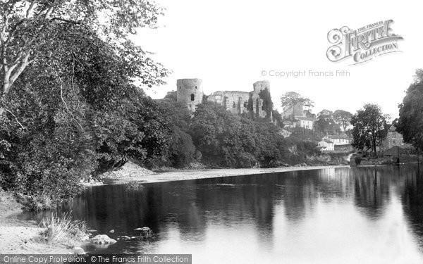 Photo of Barnard Castle, the Castle 1892, ref. 30670