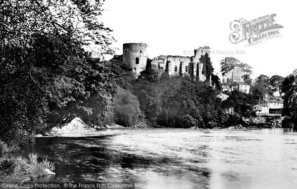 Photo of Barnard Castle, The Castle 1898