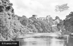 Barnard Castle, The Castle 1929