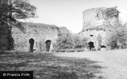 Barnard Castle, The Castle 1949