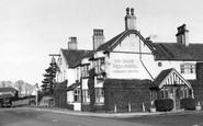 Barnby Moor, Ye Olde Bell Hotel c.1955