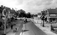 Barnehurst, Barnehurst Road 1960