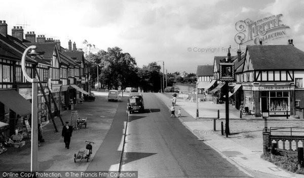 Photo of Barnehurst, Barnehurst Road 1960
