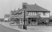 Barnehurst, Barnehurst Road Businesses c.1955