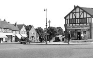 Barnehurst, Barnehurst Road c.1955