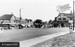 Barnehurst, Barnehurst Road c.1960