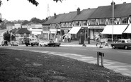 Barnehurst, Courtleet Parade c1965