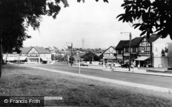 Erith Road c.1960, Barnehurst