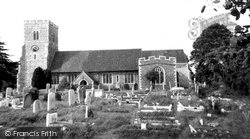 Barnehurst, St Paulinus Church c.1955